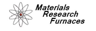 Materials Research Furnaces